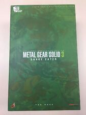 Hot Toys VGM 14 Metal Gear Solid 3 Snake Eater The Boss 12 inch Figure NEW