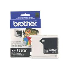 Brother LC51BK Black Ink Cartridge (LC-51BK)2014-15