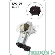 TRIDON IAC VALVES FOR Holden Vectra JS 12/02-2.0L, 2.2L DOHC 16V(Petrol) TAC126