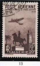 France colonies Algérie YT PA13 Obl