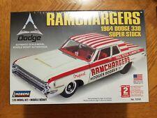 Lindberg Ramchargers 1964 Dodge 330 Super Stock 1/25 Model Kit 72161 New Sealed