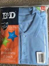 Summer 100% Cotton Uniforms (2-16 Years) for Boys