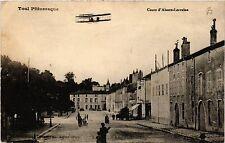 CPA  Toul - Aviation - Cours d'Alsace-Lorraine  (483439)