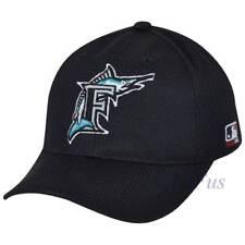 Major League Baseball MLB  Florida Marlins Mesh Flexfit Hat Cap S/M