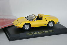 Ixo Presse 1/43 - Ferrari Dino 246 GTS Jaune