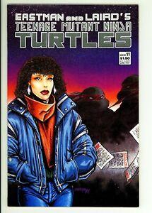 Teenage Mutant Ninja Turtles 11 - Hot Series - High Grade 9.2 NM-