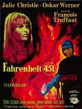"Fahrenheit 451 Poster 27""x40"""