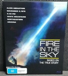 Fire in the Sky (Blu-Ray) Region Free, Limited to 1500 Copies
