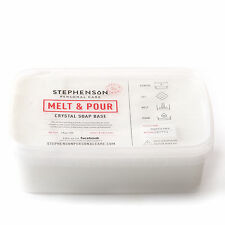 Melt & Pour Soap Base Goat's Milk 1Kg (SOAP1KGOAT)