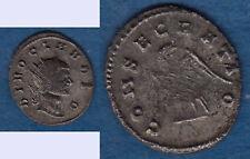 Claudius II Gothicus 268-70 antoninian consecratio Adler muy bonita Lovely