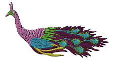 Patche écusson patche Oiseau Paon Phoenix patch thermocollant