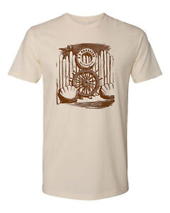 Retro Tiki Art Tee T Shirt Bar Mug Restaurant SS Breakers Sacramento CA