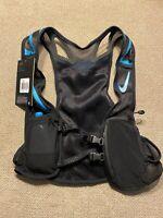 Mens Nike Trail Kiger Trail Running Hydration Vest New Large L $185