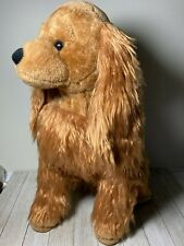 New listing Cocker Spaniel Plush Puppy Dog Life-size 18� by Melissa & Doug Toys