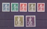 Berlin 1949 - Weltpostverein - MiNr. 35/41 postfrisch** - Michel 750,00 € (446)