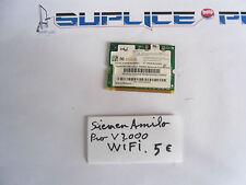 fujitsu siemens amilo pro V2000 carte wifi