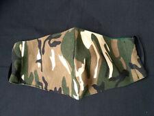 Mundschutz, Nasenschutz, Stoffmaske, Army, 100% Baumwolle, Camouflage, Topseller