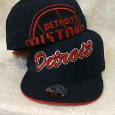 UNK Detroit Pistons  Size 7 Fitted Hat