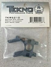 Tekno RC TKR5210 Aluminum Center Differential Motor Mount (Gun Metal) Brand New!