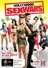 Hollywood Sex Wars (DVD) get laid or get played Sexy [Region 4] NEW