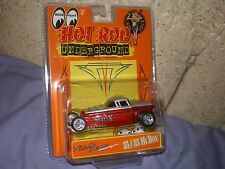 """35/55 Hi Boy"" Die-Cast Car/Red with Gray/by Hot Rod/ 1:43rd Scale"