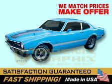 1971 Maverick Grabber Reflective 2-Color Decals & Stripes Kit