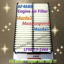04-12 Mazda3 & Mazdaspeed 06-12 Mazda5 Engine Air Filter AF4688 + Free Fast Ship