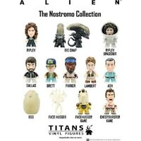 TITANS - ALIEN  - THE NOSTROMO COLLECTION - FIGUR AUSWÄHLEN