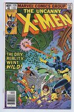 Uncanny X-Men 128 NM+ 9.6 Bronze Age Reality Went Wild