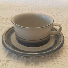 Arabia  Finland Uhtua Tea Cup and Saucer