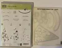 Stampin Up ** Retired ** Bundles (Stamps w/Dies)  - You Choose - USE Dropdown
