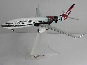 Qantas Mendoowoorrji Boeing 737-800 1/200 Herpa 556491 737 Spirit Of Australia
