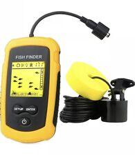 Venterior VT-FF001 Portable Fish Finder  Handheld Fishfinder Fish Depth Finder