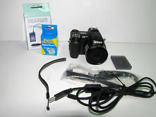 Nikon Coolpix 5700 Digital Camera 5.0MP 8x Optical Zoom Working with Accessories