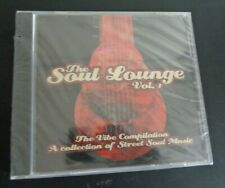 Soul Lounge, Vol. 1: The Vibe Compilation by Various Artists (CD, Feb-2004) New