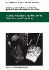 Recent Advances of Plant Root Structure and Function : Proceedings of the 5th...