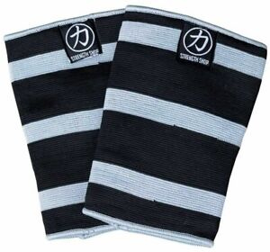 STRENGTH SHOP TRIPLE PLY ODIN KNEE SLEEVES (LARGE) - squats deadlifts gym sbd