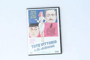 DVD TOTO' VITTORIOSO E LA DOTTORESSA RHV  [LO-048]