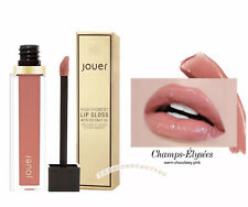 Jouer High Pigment Lip Gloss - Champs-Elysees warm chocolate pink Full Sz ☆ Bnib