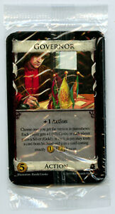 Dominion Promo Card Governor new set of 11 in sealed pack with randomizer