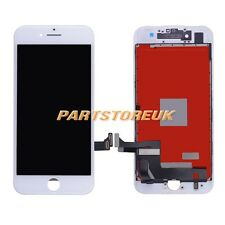 White LCD Display Touch Digitizer Screen + Frame Assembly for iPhone 7 4.7''