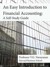 AN EASY INTRODUCTION TO FINANCIAL ACCOUNTING: A SELF-STUDY By V G Narayanan *VG*