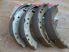 BRAKE SHOES FORD CAPRI ESCORT VOLVO 345 HYUNDAI PONY DAF343 AUSTIN ROVER MARINA