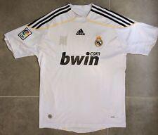 Maillot Adidas Real Madrid Taille M Espagne Camiseta Bwin Ronaldo