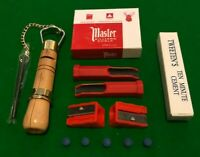 SNOOKER/POOL MASTER BILLIARDS CHALK RE-TIPPING BUNDLE. FREE  DELIVERY
