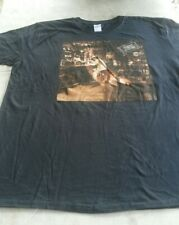 "Led Zeppelin "" In through the out door "" size XXL. Black t shirt. 100 % official"