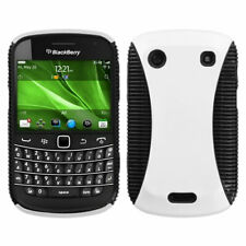 BlackBerry Bold Touch 9900 9330 Case Hybrid Silicone Hard Mesh 2-Piece Cover