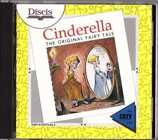 Cinderella by Discis - Commodore CDTV / Amiga CD32 CD-ROM - Untested/As-Is