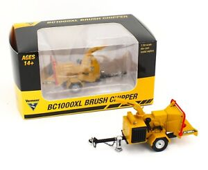 2021 SpecCast 1:50 VERMEER BC1000XL Brush Chipper *DIECAST* High Detail *NIB*
