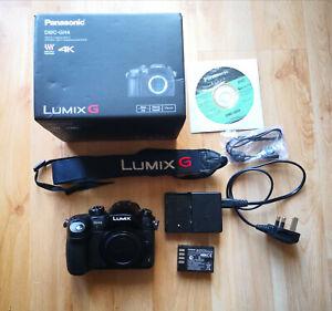 Panasonic LUMIX GH4 Camera Body - Excellent